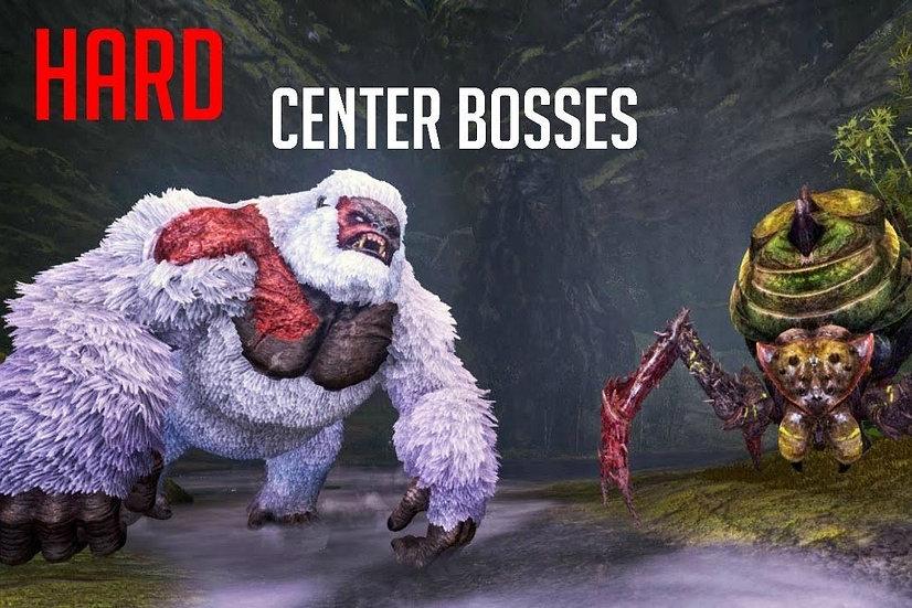 ALPHA Center Boss Fight