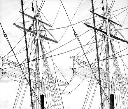NC-The Ships Masts