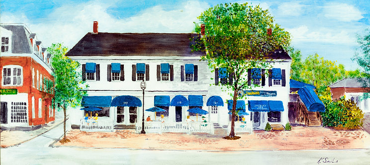 P-Joshua's Tavern