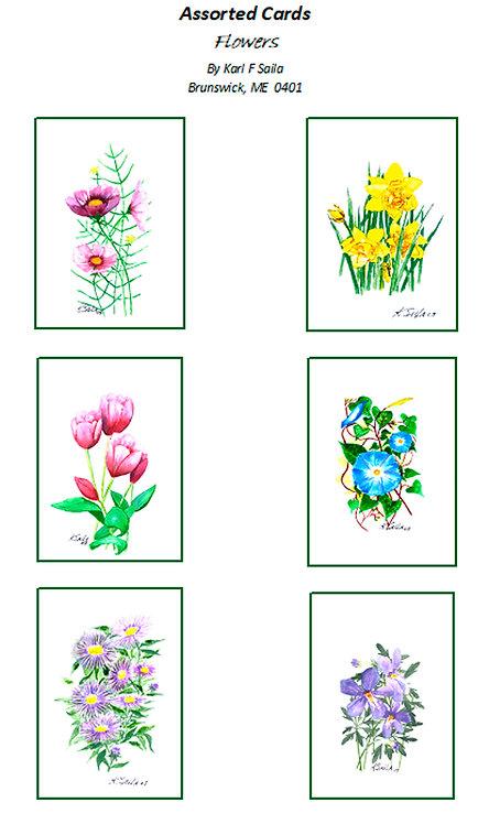 NC-Flower Assortment No 1