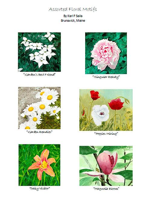 NC-Floral Motifs