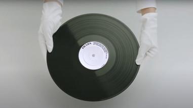 Prada | Tools of Memory | Custom vinyl record