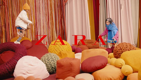 ZARA Kids FW18