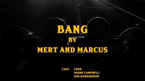 BANG | Mert & Marcus | CR Fashion Book
