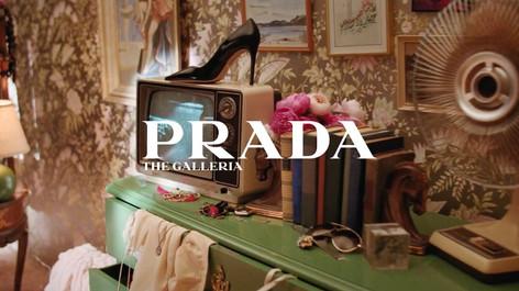 Prada Galleria 2021 Campaign