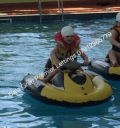 Pool fun - Easter 2017