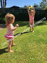 Fun in the garden Bordeaux 1 - Summer 2017