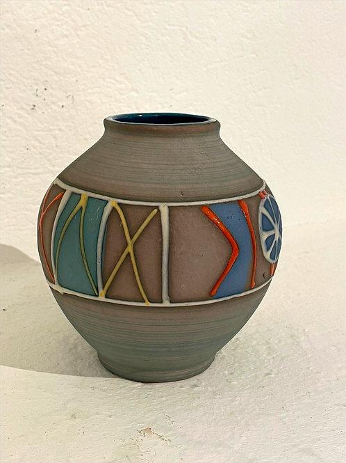 Vase en céramique - West Germany