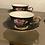Thumbnail: Service à café en porcelaine noire dorée - BAVARIA