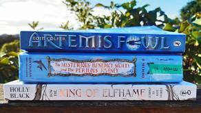 July Books!