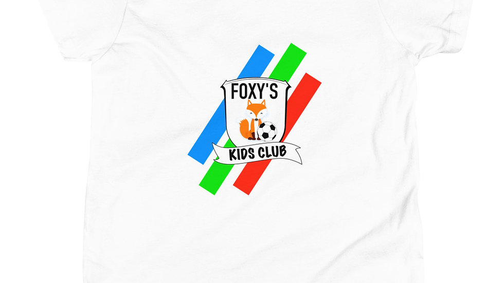 Foxys Kids Club Shirt