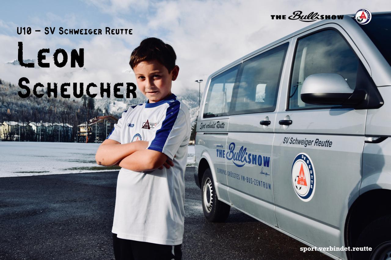 Scheucher Leon
