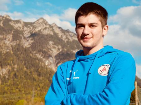 Spielervorstellung: Enes Alan (U16)