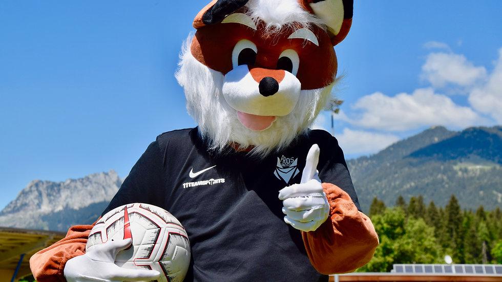 4 Tage Foxy's Fussballkindergarten (5-8 Jahre)
