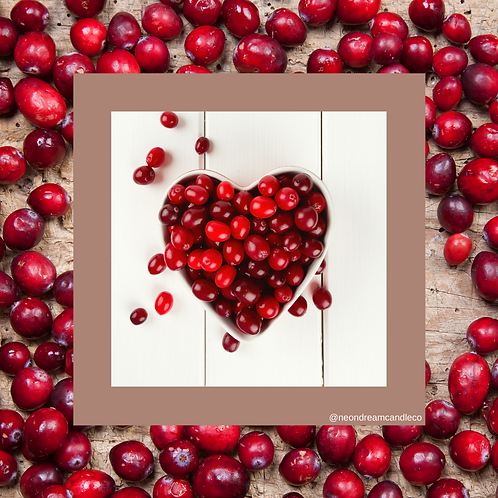 Cranberry Crush Wax Melts