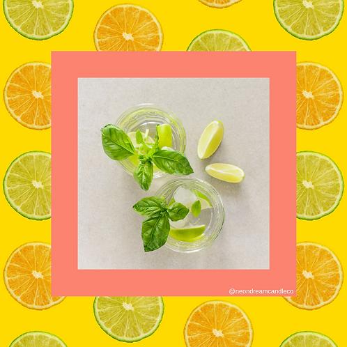 Lime, Basil & Mandarin Wax Melts