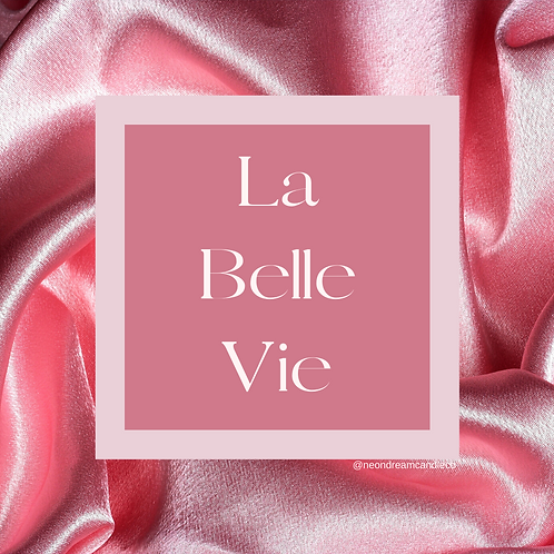 La Belle Vie Candle