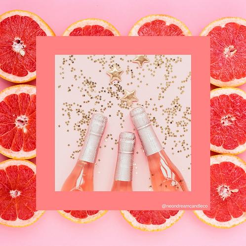 Pink Fizz & Pomelo Wax Melts