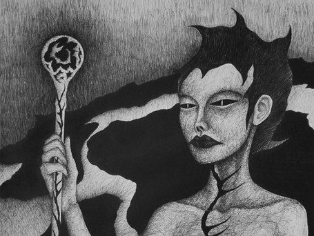 Lady of the Black Wastes - 2018
