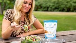Kracklin Kamut Salad Toppings
