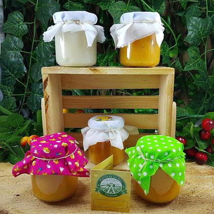 Compota de frutas artesanal