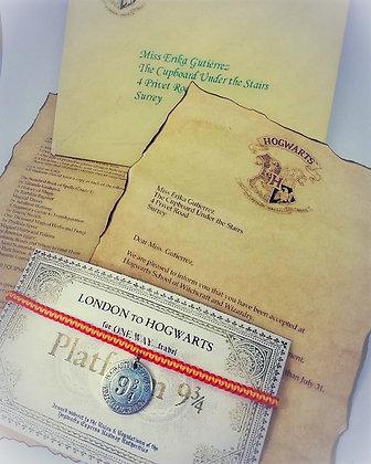 Pulsera Harry Potter