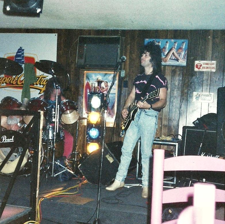 Ragtop /  P.J's Orillia, 1987
