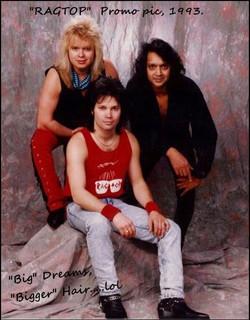 Ragtop Promo / 1993