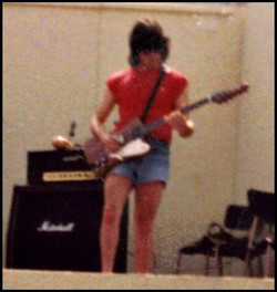 Barrie Ontario, 1984