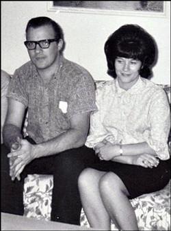 Faterh(Ron) & Mother(Edith) / 1967