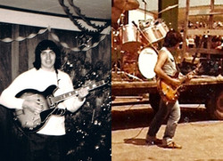 Uncle John /guitar he gave me