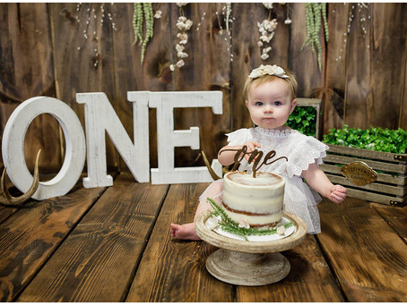 First Birthday Photo Session | Indiana Children and Family Photographer