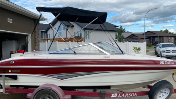 2011 Larson Lx 850Classic