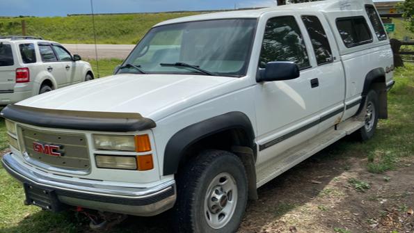 2000 GMC SLE Sierra
