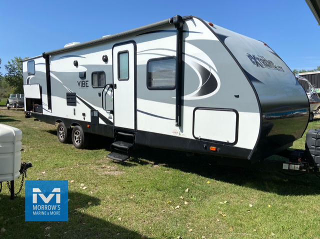 2018 VIBE  FOREST RIVER EXTREME  LITE  315 BHK
