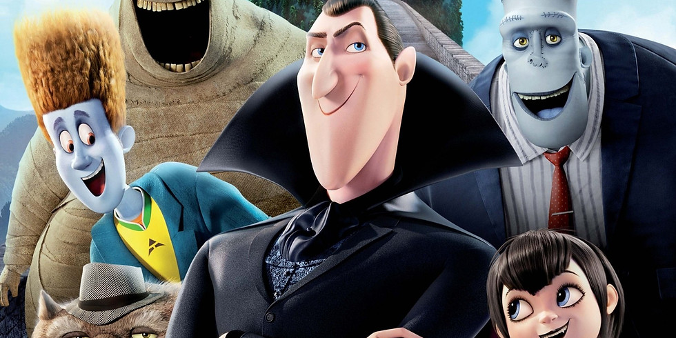 Fright at the Museum! Hotel Transylvania