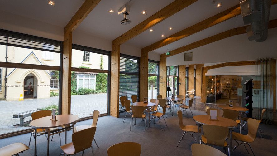 Prittlewell Priory Visitor Centre