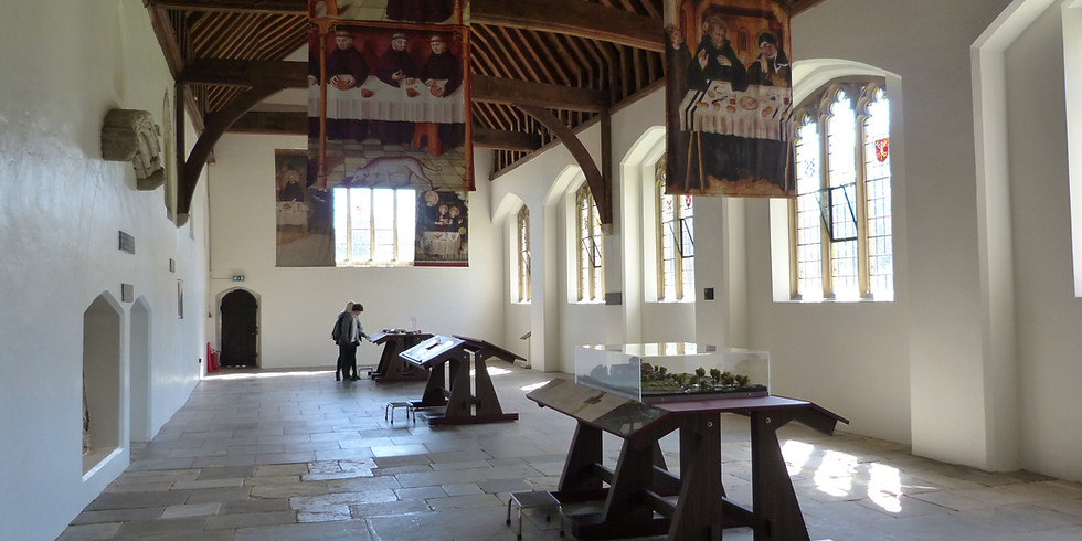 Prittlewell Priory Tour