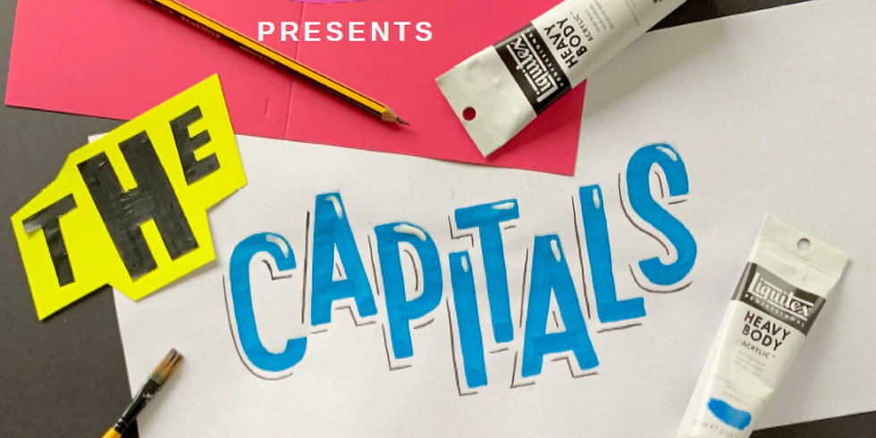 Subcultures Painted Lettering Workshop