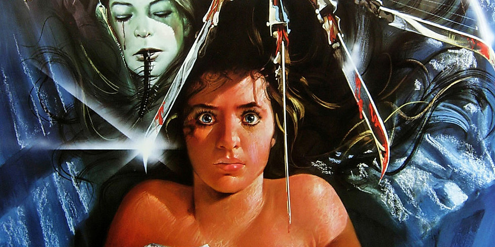 Fright at the Museum - A Nightmare on Elm Street