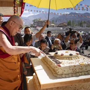 02 En el cumpleaños del XIV Dalai Lama Reconocer el Sufrimiento de los demás
