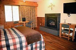 Queen Fireplace Upper