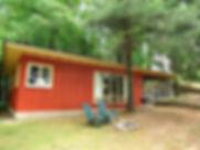 rhinelander, summer, resort, cabin, beach, fishing