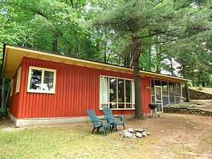 rhinelander, summer, resort, cabin, beach, fishing