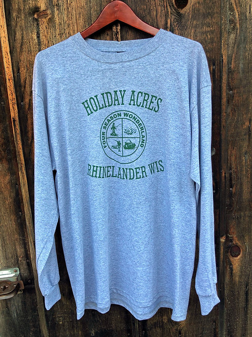 Holiday Acres Long Sleeve Shirt