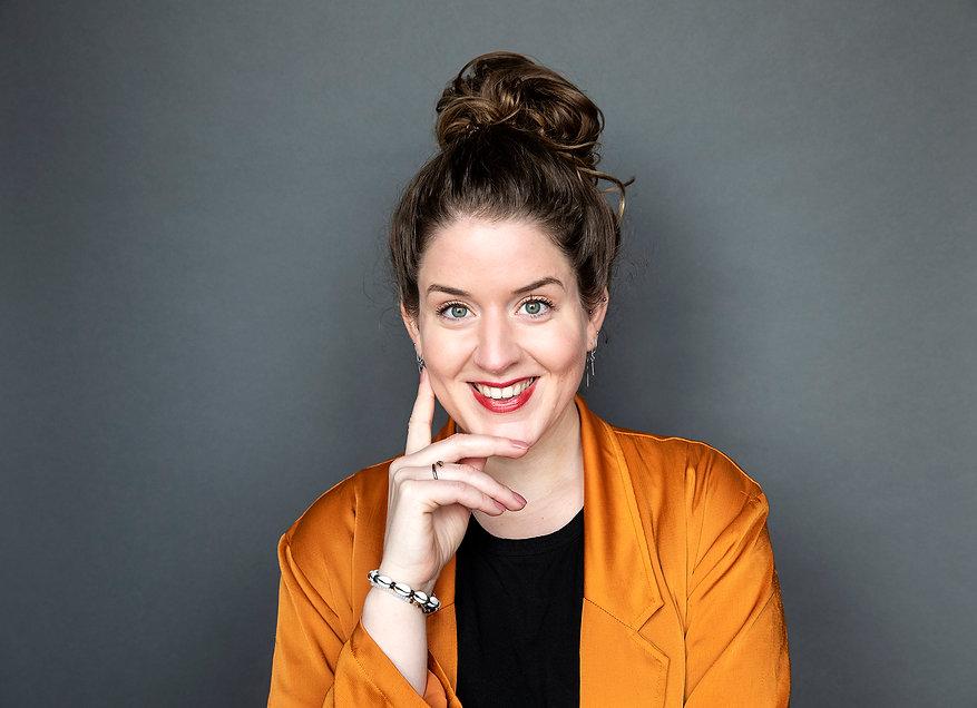 Sabine van Harsselaar door Femke Teussin