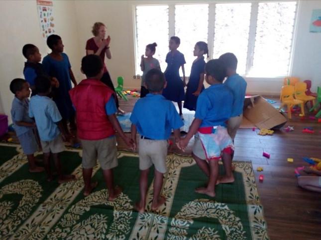 Games in Fiji