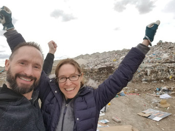Date to the city dump