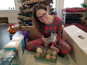 Benny at Christmas