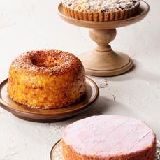 ケーキ3種ネット販売開始
